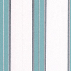 Superfresco Easy - Teal Harlow Wallpaper