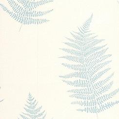 Superfresco Easy - Teal Verdant Wallpaper