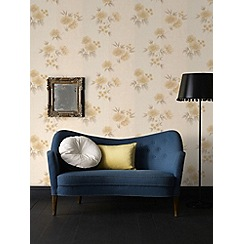 Graham & Brown - Gold Rome Wallpaper