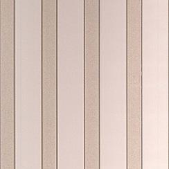 Graham & Brown - Cream Duke Wallpaper