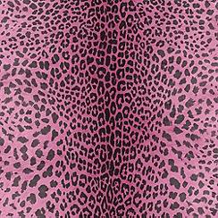 Premier - Pink Leopard Wallpaper