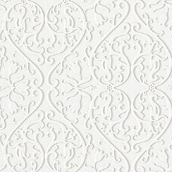 Marcel Wanders - Birch Heart andamp; Tulip Wallpaper