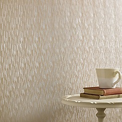 Superfresco - Golden Silken Stria wallpaper