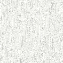 Superfresco - White Granol Vertical Texture Wallpaper