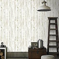 Superfresco Easy - Gold Bark Effect Wallpaper