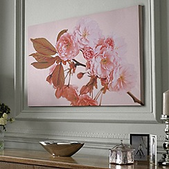 Graham & Brown - Pink blossom wall art
