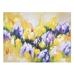Graham & Brown - Tulips wall art