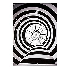 Graham & Brown - Guggenheim spirals wall art