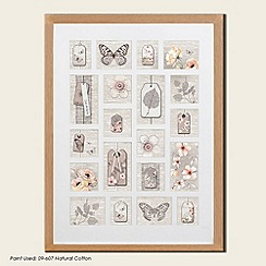 Graham & Brown - Beech Botanical Collection Large Photo Frame