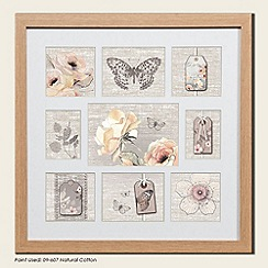 Graham & Brown - Beech Botanical Collection Small Photo Frame