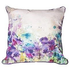 Graham & Brown - Purple Meadow Cushion
