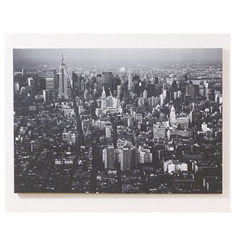 Graham & Brown - Printed canvas New York New York wall art