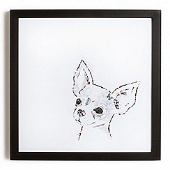 Graham & Brown - Chihuahua Dog Framed Print Wall Art