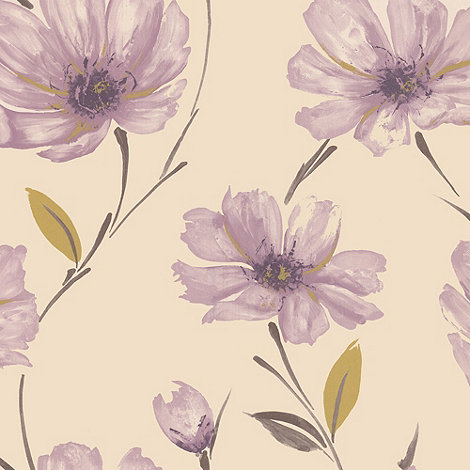 Graham & Brown - Lavender Spirit wallpaper
