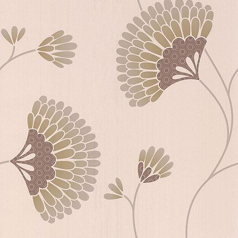 Graham & Brown - Chocolate Charm wallpaper
