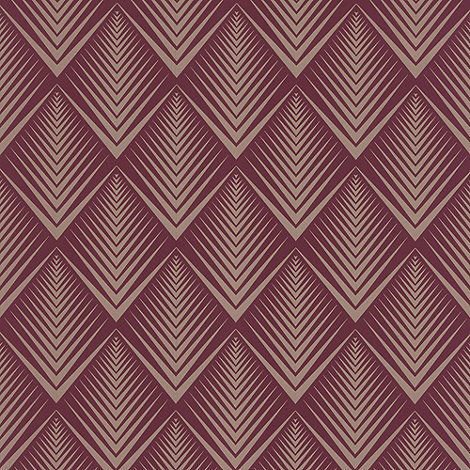Graham & Brown - Raspberry Soprano wallpaper