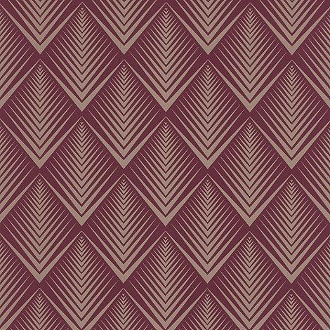 Graham & Brown - Raspberry Soprano wallpaper
