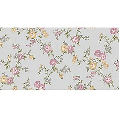 Graham & Brown - Yellow Rose Cottage Wallpaper