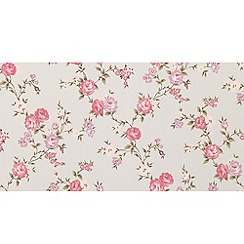 Graham & Brown - Duckegg Rose Cottage Wallpaper