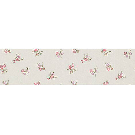 Graham & Brown - Duckegg Rosebud Wallpaper