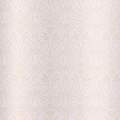Graham & Brown - Cream Shimmer Mystical Wallpaper