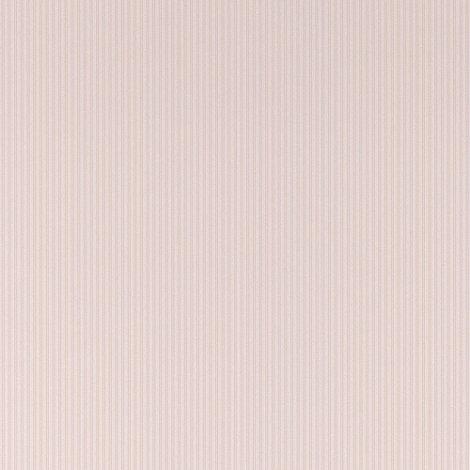 Graham & Brown - Buttermilk Shimmer Palais Pinstripe Wallpaper