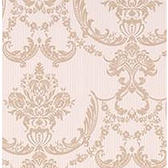 Graham & Brown - Cream Palais Wallpaper