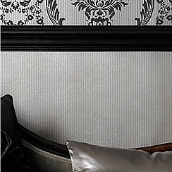Graham & Brown - Beige Palais Pinstripe Wallpaper