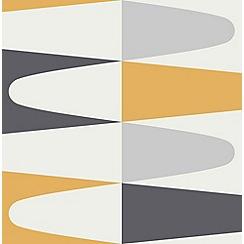 Hemmingway Designs - Zest Carnival Wallpaper