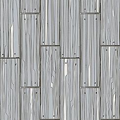 Hemmingway Designs - Ash Planking Wallpaper