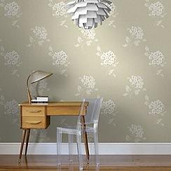 Fresco - Cream Mia Wallpaper