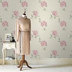 Fresco - Pink Mia Wallpaper