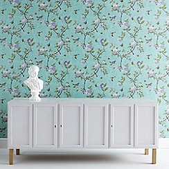 Graham & Brown - Jade Chinoiserie Wallpaper