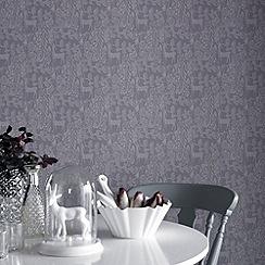 Graham & Brown - Pearl Enara Wallpaper
