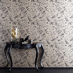Graham & Brown - Gold Paradisi wallpaper