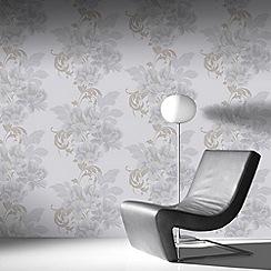 Laurence Llewelyn-Bowen - Pearl Cascada Wallpaper