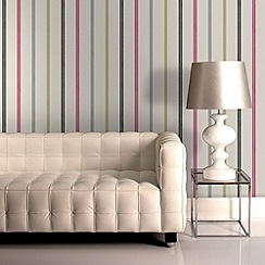 Laurence Llewelyn-Bowen - Signature Stripe Wallpaper