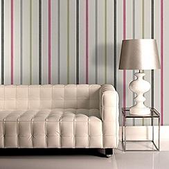 Laurence Llewelyn-Bowen - Signature Stripe Wallpaper