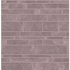 Contour - Slate Tile Wallpaper