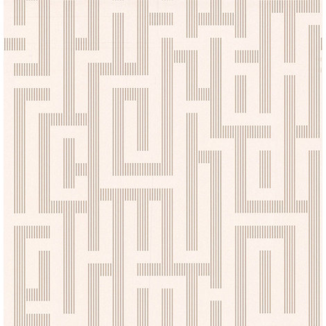 Graham & Brown - Oyster Illusion wallpaper
