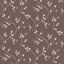 Graham & Brown - Pink Solace wallpaper