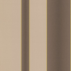 Graham & Brown - Sand Verve Stripe wallpaper