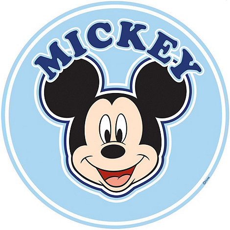 Disney - Mickey Over the Bed Sticker