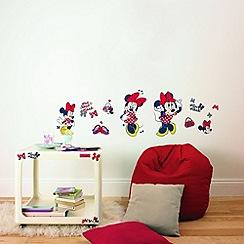 Disney - Minnie Mouse Wall Sticker