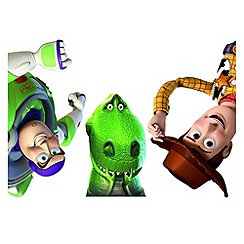 Disney - Toy Story Door Stickers