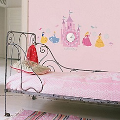 Disney - Princess Sticker Clock