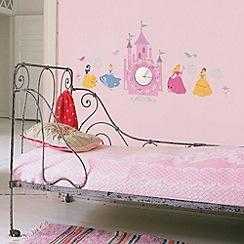 Disney - Princess Sticker Clock