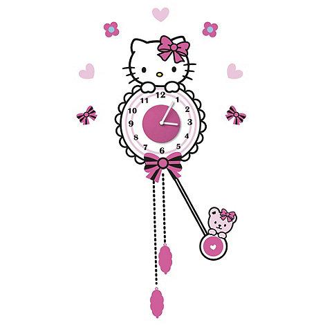 Hello Kitty - Hello Kitty Sticker Clock