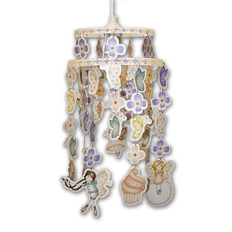 Graham & Brown Kids - Graham & Brown Heirloom Garland Lampshade