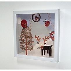 Graham & Brown Kids - Graham & Brown Forager Layered Framed Print
